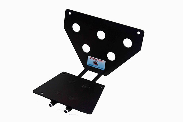 Sto N Sho Mustang GT500 Shelby License Plate Bracket (2007-2009)