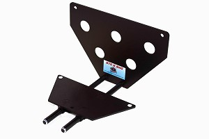 Sto N Sho S550 Mustang License Plate Bracket - Non-Performance Pack (2015-2017)