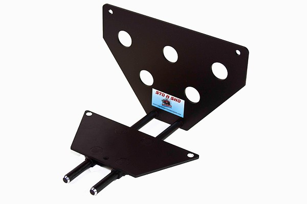 Sto N Sho S550 Mustang GT License Plate Bracket - Performance Pack (2015-2017)