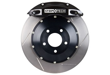"StopTech Mustang GT 14"" Front Big Brake Kit Black (05-14)"