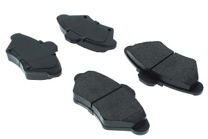 StopTech Mustang Select Front Brake Pads (94-98)