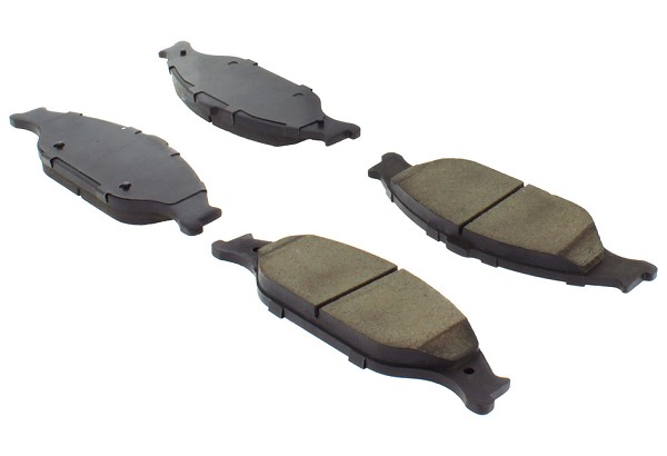 StopTech Mustang Select Front Brake Pads (99-04)