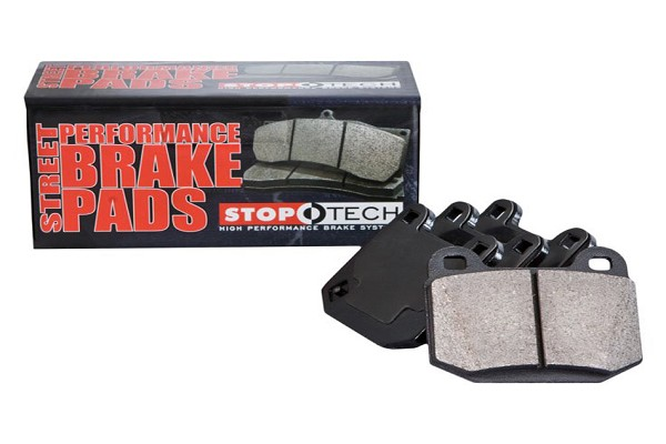 StopTech Mustang Select Rear Brake Pads (11-14)