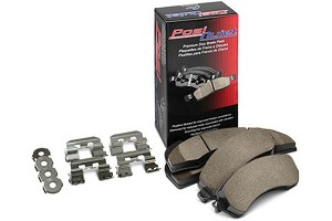 StopTech Posi-Quiet Ceramic Focus ST Rear Brake Pads (13-16 ST)