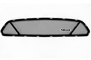 T-Rex Grilles S550 Mustang Upper Class Series 3 Window Opening Black Formed Steel Mesh Grille (15-17 All)
