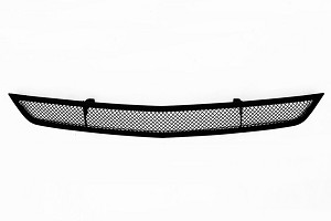 T-Rex Grilles S550 Mustang Upper Class Series Black Formed Steel Mesh Bumper Grille (15-17 All)