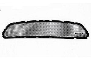 T-Rex Grilles S550 Mustang Upper Class Series Full Opening Black Formed Steel Mesh Grille (15-17 All)