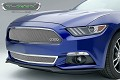 T-Rex Grilles S550 Mustang Upper Class Series Stainless Steel Formed Mesh Bumper Grille (15-17 All)