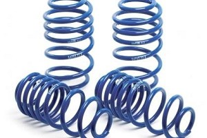 H&R Mustang Super Sport Springs (1979-1993)