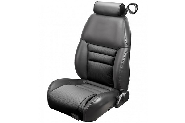TMI Mustang GT Convertible Full Front & Rear Sport Leather Seat Upholstery Set (1997-1998)