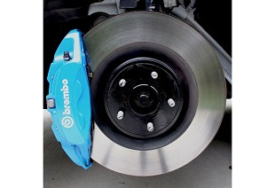 Brake Kits; Brakes; Steeda carries a selection of big brake kits for the 2013-2016 Ford Focus ST. Increasing your Focus's horsepower and torque is great and all, but being able to stop when you need to is equally as important. Steeda offers a variety of brake components, inc
