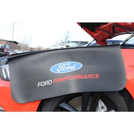 Ford Performance Car Fender Cover