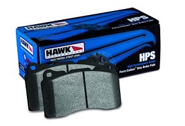 Hawk  Ford Explorer HPS Front Street Brake Pads (2011-2013)