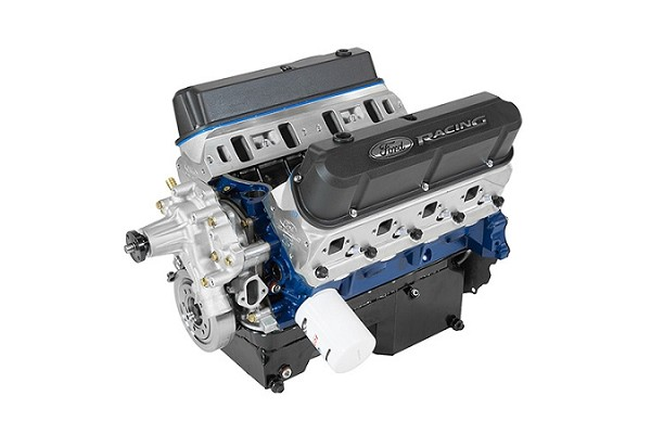 "Ford Performance Mustang 363 CI 500HP Crate Engine with new ""Z2"" heads (1979-1993)"