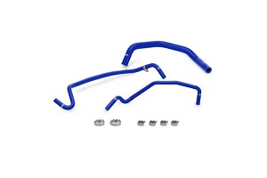 Mishimoto Mustang GT Blue Silicone Ancillary Hose Kit (2015-2020)