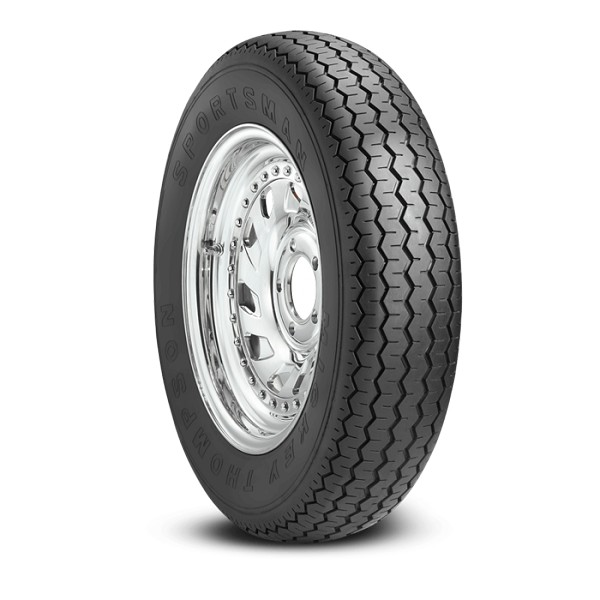 Mickey Thompson Sportsman Drag / Street Front Tire