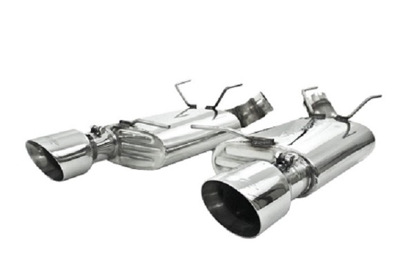 MBRP Mustang GT/Boss Pro Series Axle-Back Exhaust (2011-2014)
