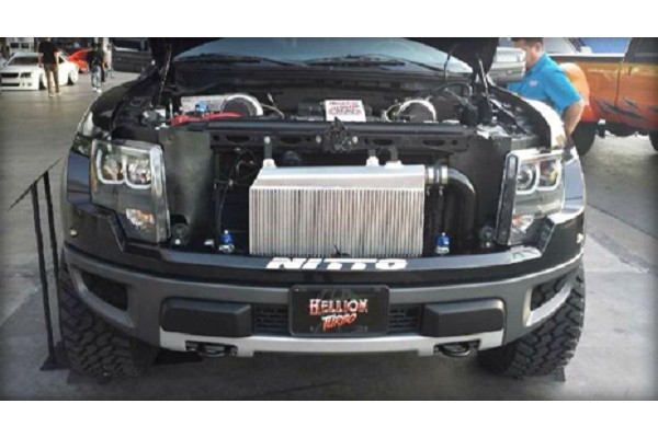 Hellion Power Systems SVT Raptor/F-150 6.2L Twin Turbo System (2011-2014)