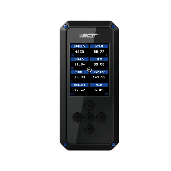 SCT BDX Performance Tuner for Ford Mustang w/ Steeda  Certified Tune (2018-2019)