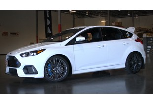 2016-2018 Focus RS Parts; Focus; Steeda carries a large selection of high performance parts for your 2016, 2017, or 2018 Ford Focus RS, including body kits, brakes and brake components, chassis, dress up, drivetrain, electric, engine, exhaust, induction, suspension, tuning, and wheels