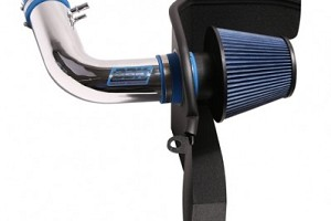 BBK S550 Mustang V6 Chrome Cold Air Intake System (15-17 V6)