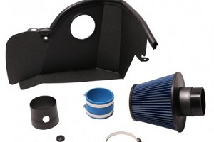 BBK S550 Mustang EcoBoost Chrome Cold Air Intake System (15-17 EcoBoost)