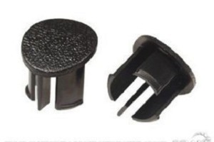 Mustang Arm Rest Plugs Passenger Side - Available in Multiple Colors (87-93)