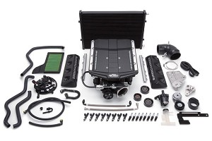 Edelbrock S550 5.0L Coyote Mustang GT E-Force Stage 2 Track Supercharger Complete Kit (2015-2017)