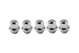 Ford Performance Mustang Chrome Lug Nut Kit (2015-2020)