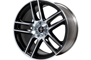 Ford Performance Mustang Boss 302S 19x10 Wheel Black w/ Machined Face (05-14)