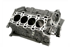 Ford Performance Mustang Production Aluminum Cylinder Block (11-14 GT/Boss)