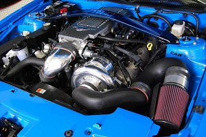 Paxton 2010 Mustang GT NOVI 2200 Supercharger System