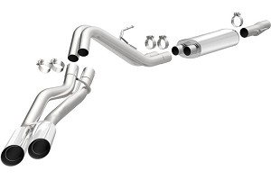 Magnaflow DUAL Same Side Rear Exit Cat-Back Exhaust - 11-13 6.2L Raptor