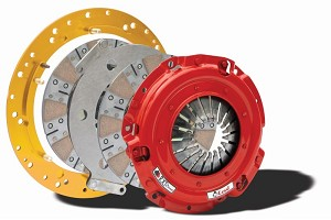 McLeod RXT Clutch Mustang Shelby GT500 W/Steel Flywheel (2007-2009 GT500)