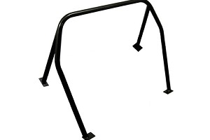Kirk Racing Mustang 4-Point Bolt-In Roll Bar - Coupe (94-98)