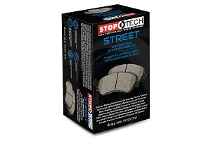 StopTech Street Performance Fusion Rear Brake Pads (2013-2018)