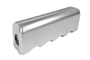 Scott Drake Muscle Cars E-Brake Handle Cover Billet Aluminum 2015-2017 Mustang