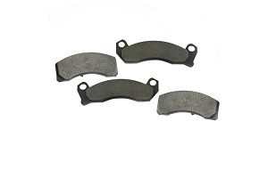 Centric Mustang Rear Brake Pads (84-86 SVO)