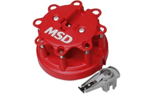 MSD Mustang Replacement Cap & Rotor (85-95 5.0L)