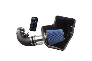 Steeda ProFlow Mustang GT Ultimate Induction Power Pack w/ SCT BDX (2015-2017)