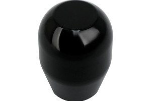 Steeda Focus ST/RS Premium Shift Knob - Black/No Logo (2013-2018 ST/RS)