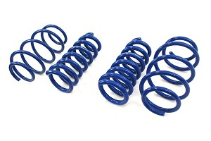 Steeda Explorer Lowering Springs (2011-2019)