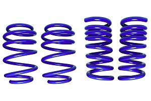 Steeda S550 Mustang MagneRide Dual Rate Ultimate Handling Lowering Springs (2015-2019)