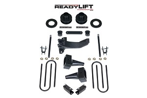 ReadyLIFT 2.5'' SST Lift Kit w/ 4'' Rear Blocks  (11-16 4WD F-250/F-350 Super Duty 2-Piece Drive Shaft)