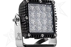 Rigid Q-Series Diffused Light - Single (11-16 F-250/F-350)