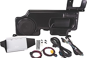 Kicker F-150 VSS PowerStage Powered Subwoofer & Amp Kit (15-17)