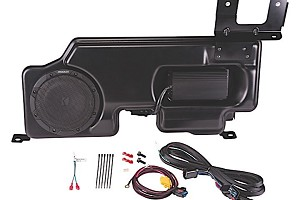 Kicker F-150 VSS Substage Powered Subwoofer Kit (15-17)