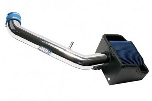 BBK Cold Air Intake Chrome Kit (10-14 Raptor 6.2L)