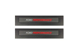 Ford Performance Raptor Door Sills for 2015-2019 F-150 / 2017-2018 Raptor