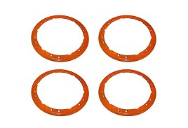 Ford Performance 2017-2018 Raptor 2009-2017 F-150 Bead-Lock Trim Set-Orange